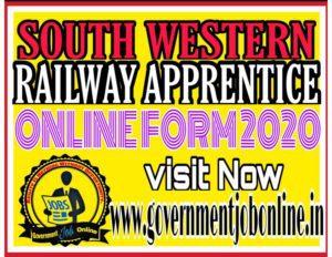 Railway SWR Apprentice Online From 2020