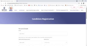 BEL Trade Apprentice 2021 Online Form