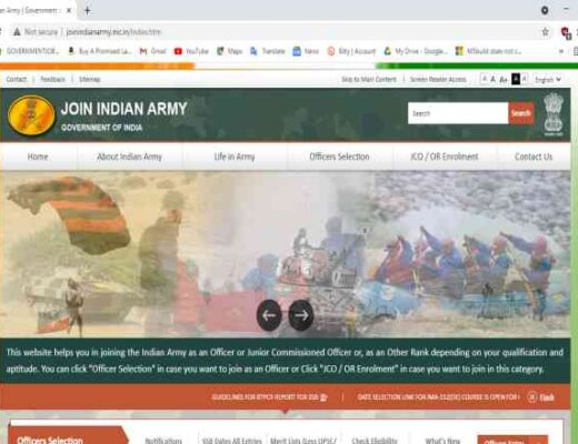 Indian Army JAG 28 Online Form 2021 Apply Now Fast,Indian Army SSC Tech Online Form 2021
